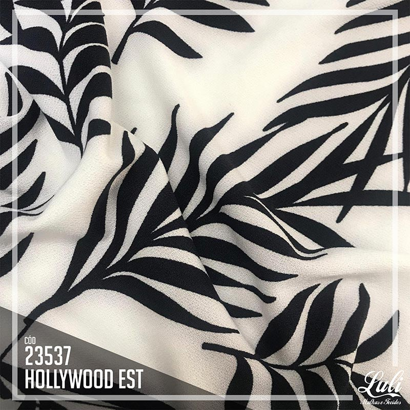Hollywood Estampado Image